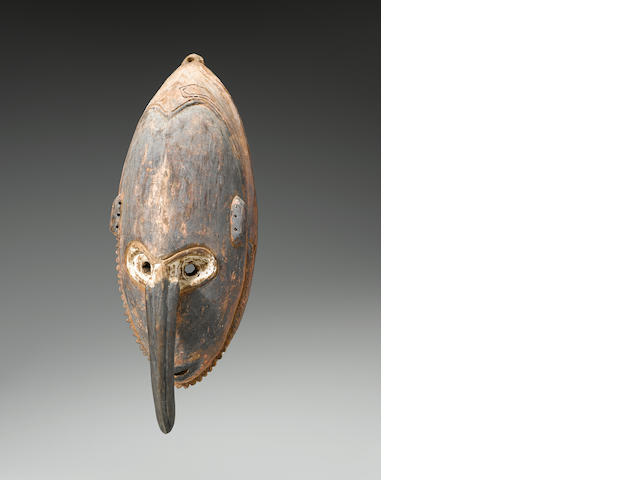 Mask, Murik Lakes Area, Papua New Guinea