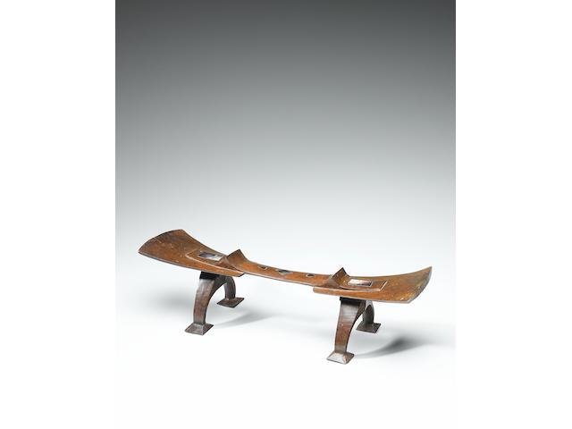 Headrest, Tonga Island