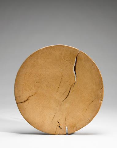 Large Round Platter, Hawaiian Islands