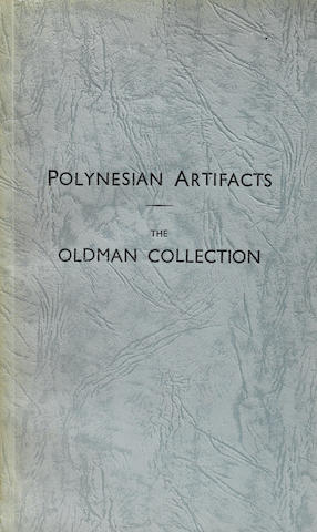 Lot of Two Books on Oceanic Art:
