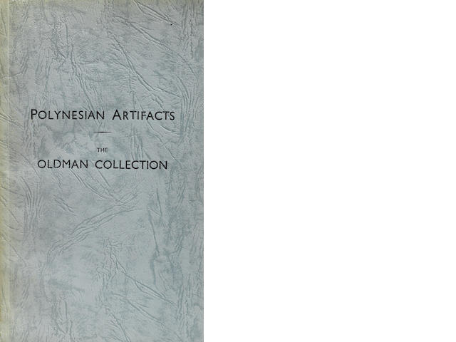 Lot of Two Books on Oceanic Art