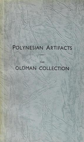 Lot of Two Books on Oceanic Art:
