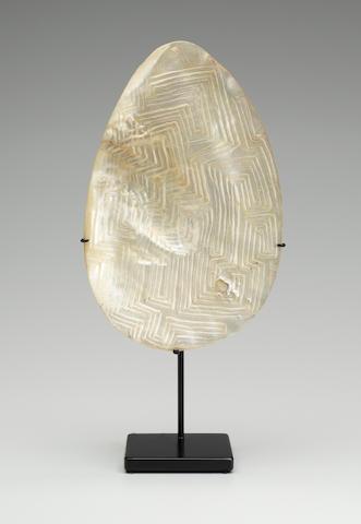 Aboriginal Pendant, Australia