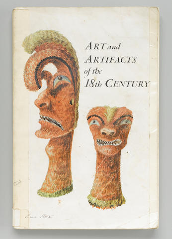 "Force, Roland and Maryanne Force, ""Art and Artifacts of the 18th Century,"" British Museum Press, Honolulu, HI, 1968"