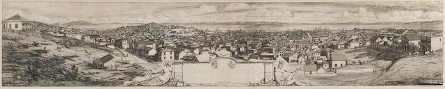 Charles Meryon (1821-1868); San Francisco;