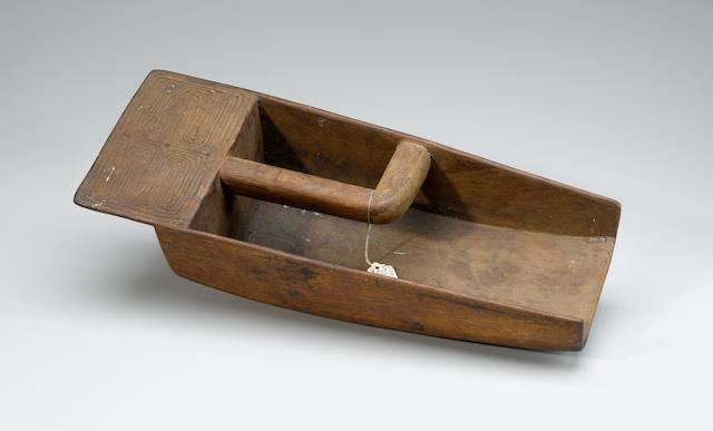 Massim Canoe Bailer, Kiriwina Island, Trobriand Islands, Papua New Guinea