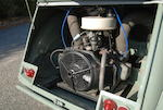 1962 Citroën 2CV Sahara 4x4  Chassis no. 5400185AW Engine no. 05400185 and 05400158
