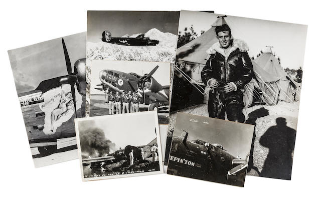 US Air Force 2nd Mapping Squadron- Master Sgt Albert James Hettinger. A Collection of Photographs   1941-45