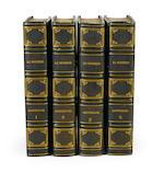 ROUSSEAU. Confessions. Geneva, 1782. 4 volumes.