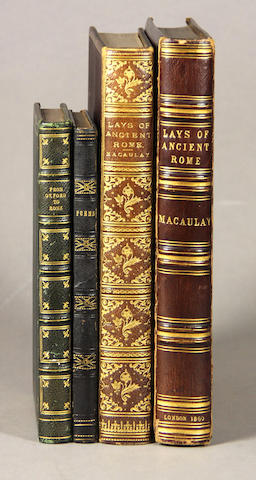 FORE-EDGE PAINTINGS.