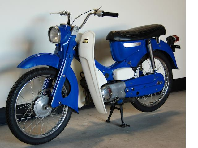 1964 Suzuki MoKick