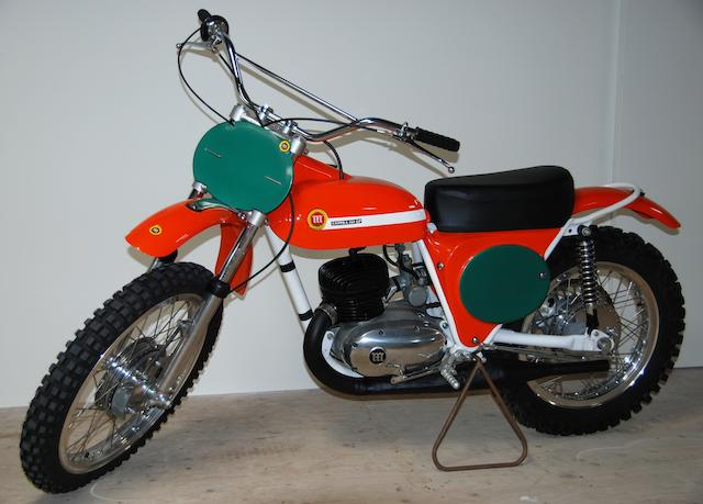 1968 Montesa 350cc Cappra Frame no. 53M1049 Engine no. 53M0900