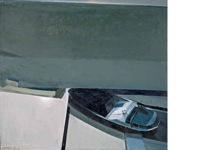 Raimonds Staprans (born 1926) Morning Light, 1990-2006 43 1/2 x 48in (109.9 x 121.9cm)