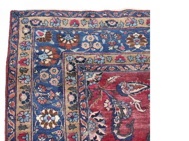 A Mahal rug