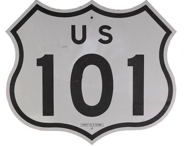 A California 101 EL Camino Real