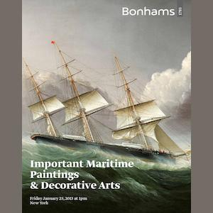 Important Maritime Paintings & Decorative Arts
