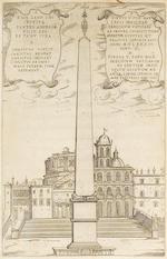 BORDINI, GIOVANNI FRANCISCO. c.1536-1609. De rebus praeclare gestis a Sixto. V. Pon. Max. Rome: J. Tornerius/F. Zanettus, 1588.<BR />