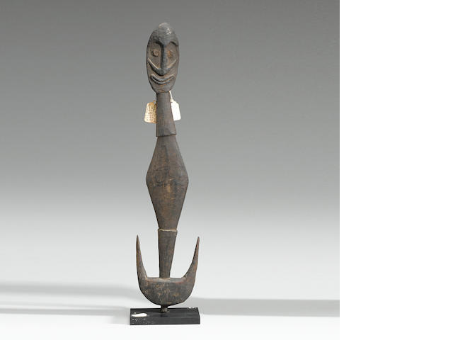 Suspension Hook, Middle Sepik River Area, Papua New Guinea