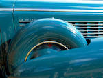 1937 LaSalle Series 50 Rumble Seat Sport Coupe  Chassis no. 2239275 Engine no. 2239275