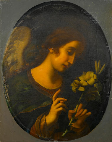 Italian School, 19th Century The Madonna 29 x 22 3/4in