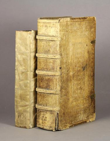 CALEPINO, AMBROGIO. 1435-1511.