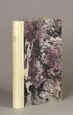 ALTENSTEIG, JOANNES. Vocabularius. Vocum quae in opere grammatico plurimorum continentur, brevis et vera interpretatio. Hagenau: Henric Gran for Joannes Rynman, 1515.