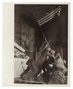 DE WELDON, FELIX. The original Iwo Jima Monument, 1945 to be sold on February 22, 2013 if not sold privately by January 10, 2013.