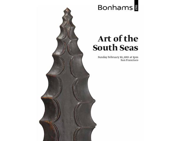 Art of the South Seas