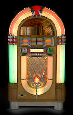 A Wurlitzer jukebox  early 20th century