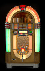 A Wurlitzer jukebox <BR />early 20th century
