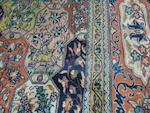 An Indo-Tabriz Carpet
