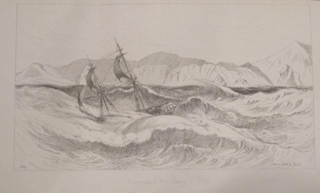 BACKHOUSE, JAMES. 1794-1869. Narrative of a Visit to the Australian Colonies. London: Hamilton, Adams. York: Linney, 1843.