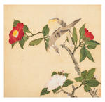 Qian Chao (19th century) Flowers, Birds and Insects