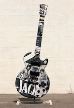 'Jack' & Jim Marshall Tribute Guitar Signature Creative