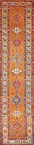A Serab runner  Northwest Persia size approximately 3ft. 4in. x 14ft.
