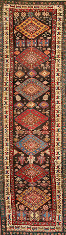A Northwest Persian runner Northwest Persia size approximately 3ft. 1in. x 10ft. 10in.
