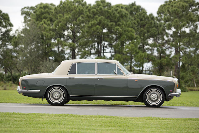 1968 Bentley T Series Sedan  Chassis no. SBX 6330