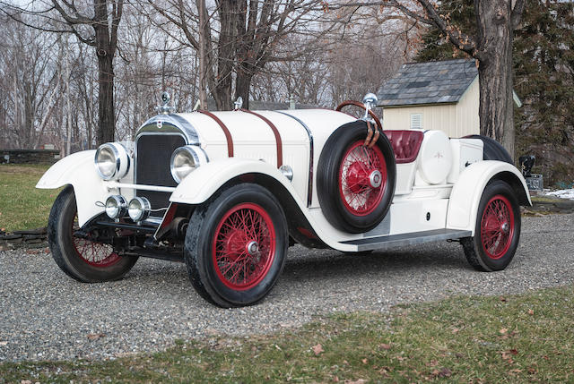 1924 Stutz 695 Speedster  Engine no. 14128