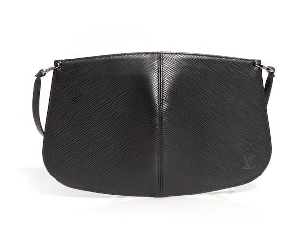 A Louis Vuitton mandarin Epi Dhanura handbag