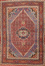 A Bidjar carpet  Northwest Persia size approximately 8ft. x 11ft. 9in.