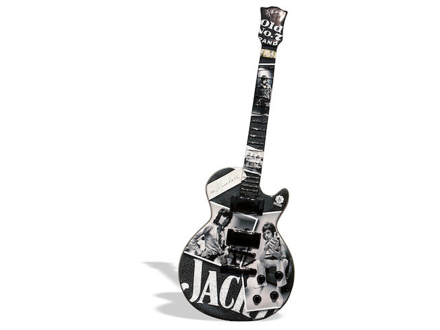 'Jack' & Jim Marshall Tribute Guitar Signature Creative