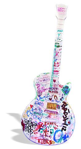 Festival Guitar Collaborative guitar
