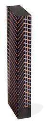 Vasa Velizar Mihich (born 1933) Triangle, 1978; Untitled, 1980 (2) 12 7/8 x 17 1/2 x 2 5/8in (32.7 x 44.5 x 6.7cm); 13 1/4 x 4 1/4 x 1 3/4in (33.7 x 10.8 x 4.4cm)