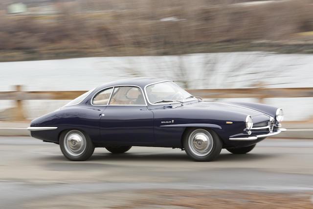 1965 Alfa Romeo Giulia Sprint Speciale  Chassis no. AR 380813 Engine no. AR00121*00914
