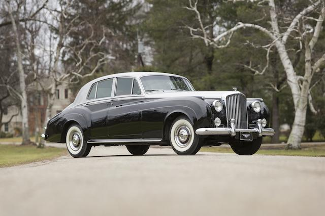 Original Beverly Hills delivery, with factory air-conditioning,1961 Bentley S2 Sedan  Chassis no. B350 LBS