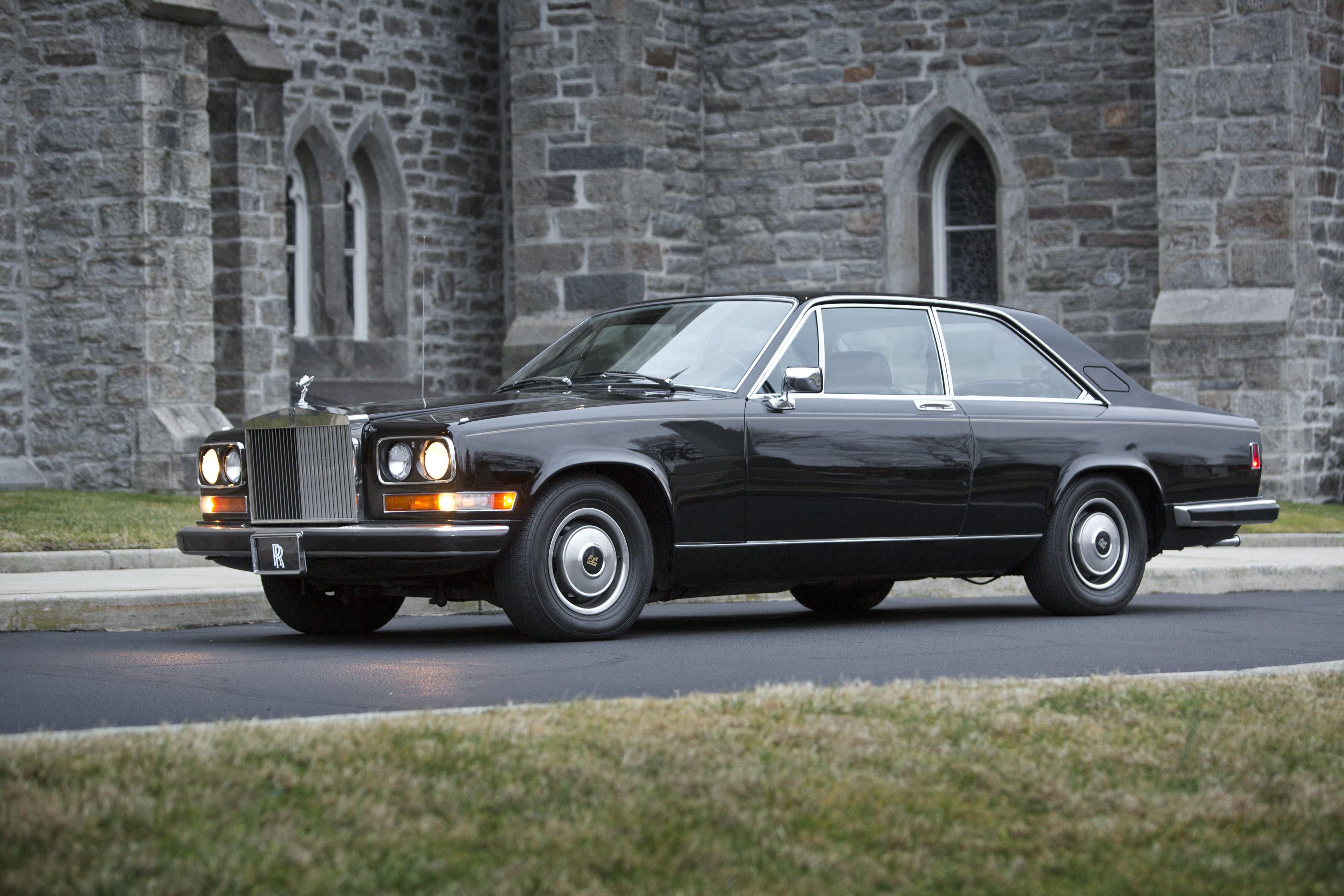 25,486 miles from new 1981 Rolls-Royce Camargue Two Door Coupe Registration...