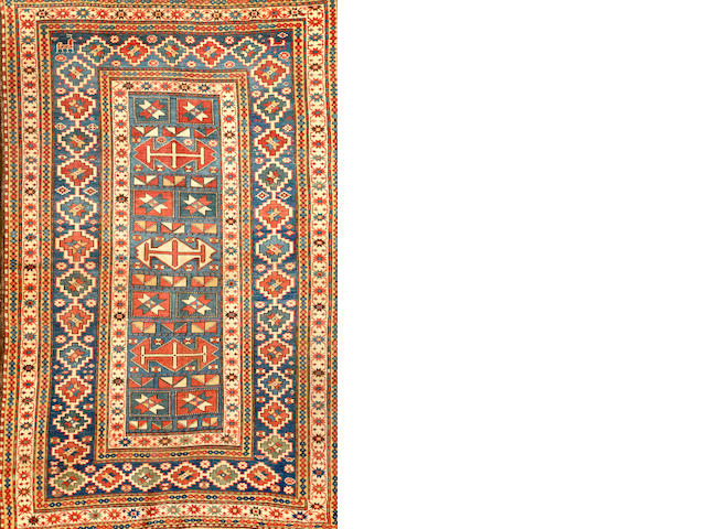 A Kazak rug  Caucasus size approximately 5ft. x 7ft. 6in.