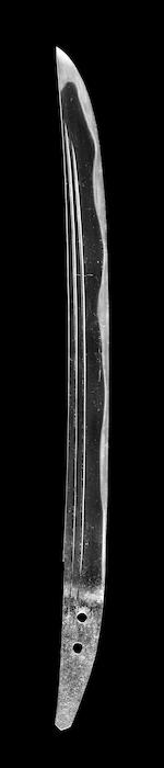 An Ise tanto with mounts Attributed to Muramasa II, Nanbokucho-Muromachi period (14th century)