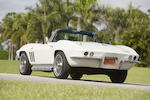 1965 Chevrolet Corvette 396/425hp Roadster  Chassis no. 194675S114412 Engine no. T0391E