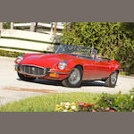 1973 Jaguar  XKE Roadster  Chassis no. UDIS21850 Engine no. 7S9872LB